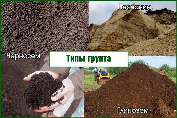 Идеальный тип почвы